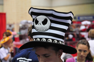 Hat seen at Expo