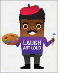 Fine Arts Challenge: Laugh Art Loud