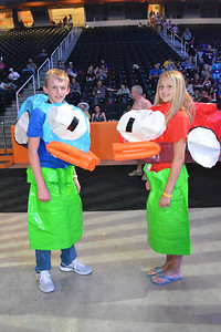 Duct Tape Costume Ball