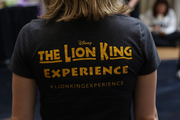 Disney presents: The Lion King Experience: Theatrical Atmosphere