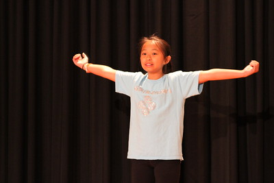 Glenhope Elementary,Colleyville,Texas, The Improv Games, Improvisation Challenge, Elementary Level, 750-40874