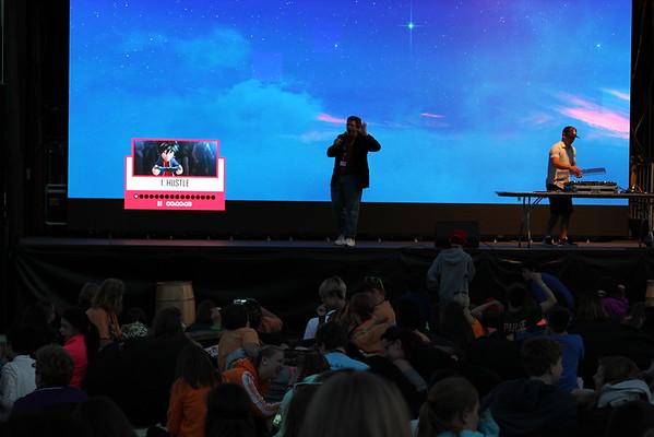 Movies In World's Fair Park
