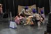 156-21354- Musical Mashup- Structural Challenge- Elem Level- Commission scolaire du Val-des-Cerfs- Les 7 Cowboys- Quebec, Destination Imagination photo; photographer: Mel Fraase