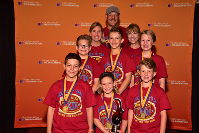 750-18341- First Place- Musical Mashup-Structural Challenge-Wylie ISD-Wylie MS-Texas, 2016, Destination Imagination Global Finals