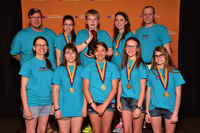 148-87173- First Place- Musical Mashup-Structural Challenge-Sevastopol School District-The Derpy Snowflakes-Wisconsin, 2016, Destination Imagination Global Finals