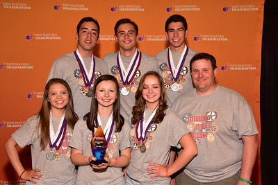 119-42172- Second Place- The Meme Event-Service Learning-Stoughton Public Schools-The Dream Team-Massachusetts, Renaissance Award -  Given for outstanding design engineering execution and/or performance.