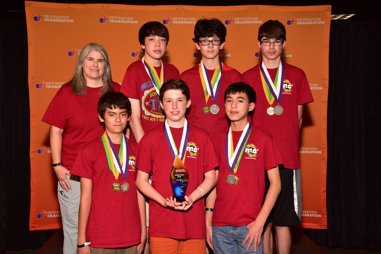 750-55321- Second Place- Musical Mashup-Structural Challenge-Smithfield Middle-The Metaphysical Question Mark?-Texas