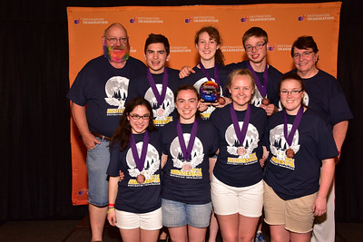 123-11005- Third Place- Musical Mashup-Structural Challenge-Blaine High School-Mischievous Martians-Minnesota, 2016, Destination Imagination Global Finals