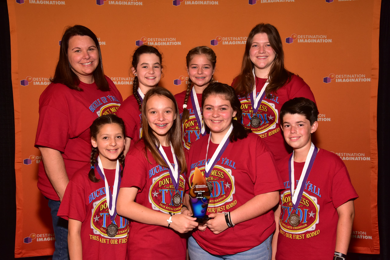 750-62589- Second Place- Close Encounters- Improvisation Challenge-Faith Academy of Bellville-Expectedly Unexpected-Texas