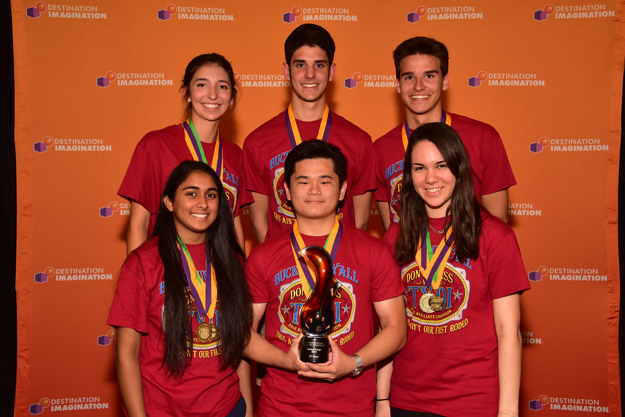 750-07800- First Place- In Plain Sight-Scientific Challenge-Corpus Christi ISD-Ray High School-Texas, High Instant Challenge Award