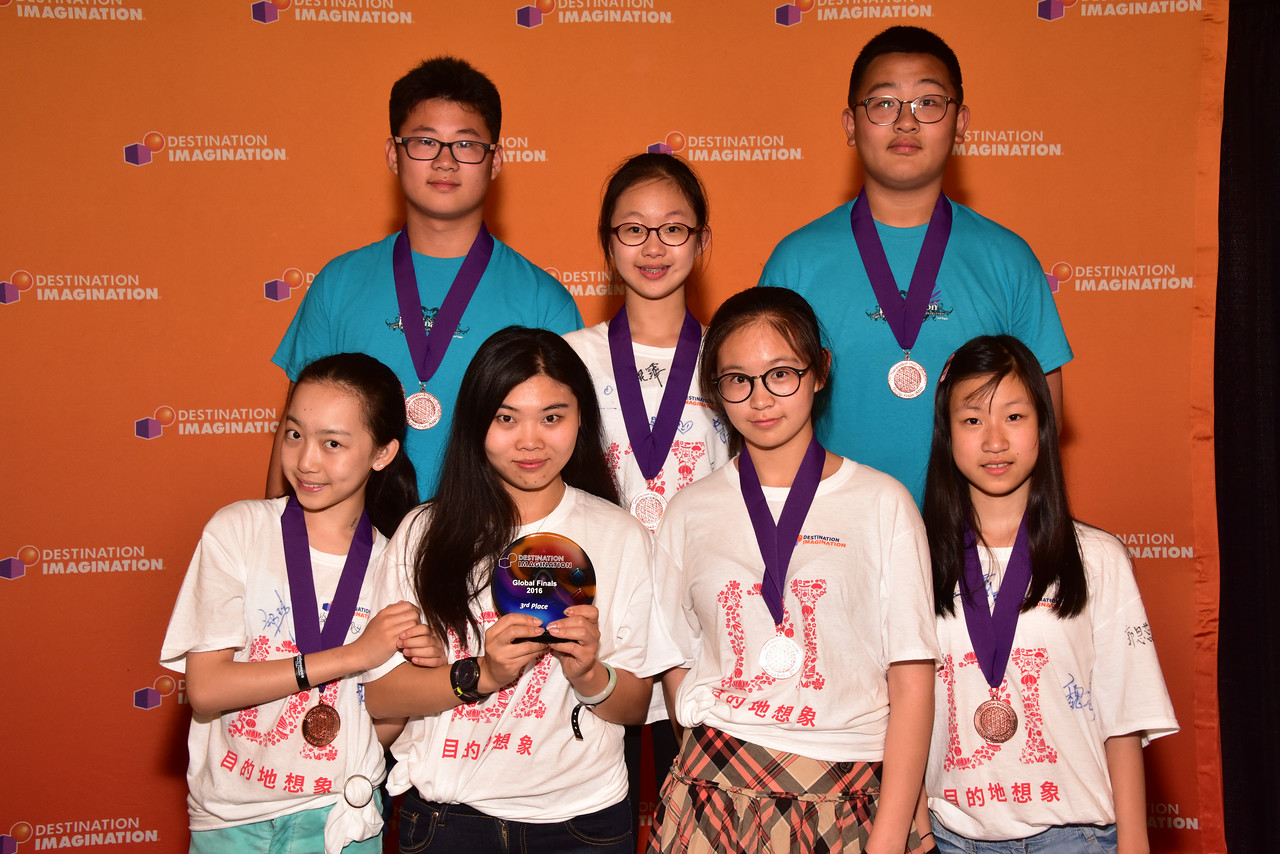 185-38245- Third Place- Musical Mashup-Structural Challenge-Beijing Wenhui Middle School-steamed bun-China
