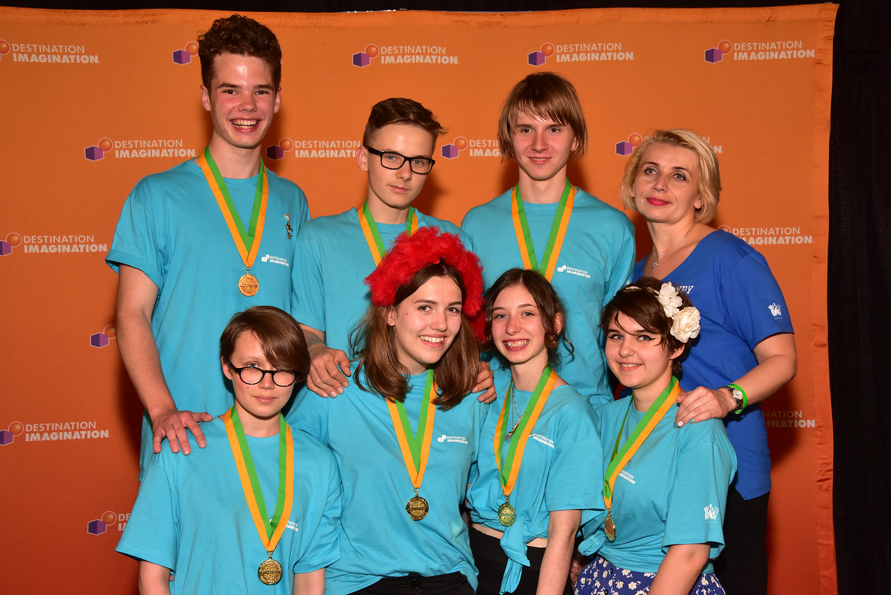 178-76902- Pace of Change-Technical Challenge-Junior High School no. 13-Asimo Team-Poland, High Instant Challenge Award