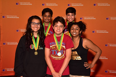 750-14889- Fifth Place- The Meme Event-Service Learning-St. Monica School-St. Monica-Texas, High Instant Challenge Award