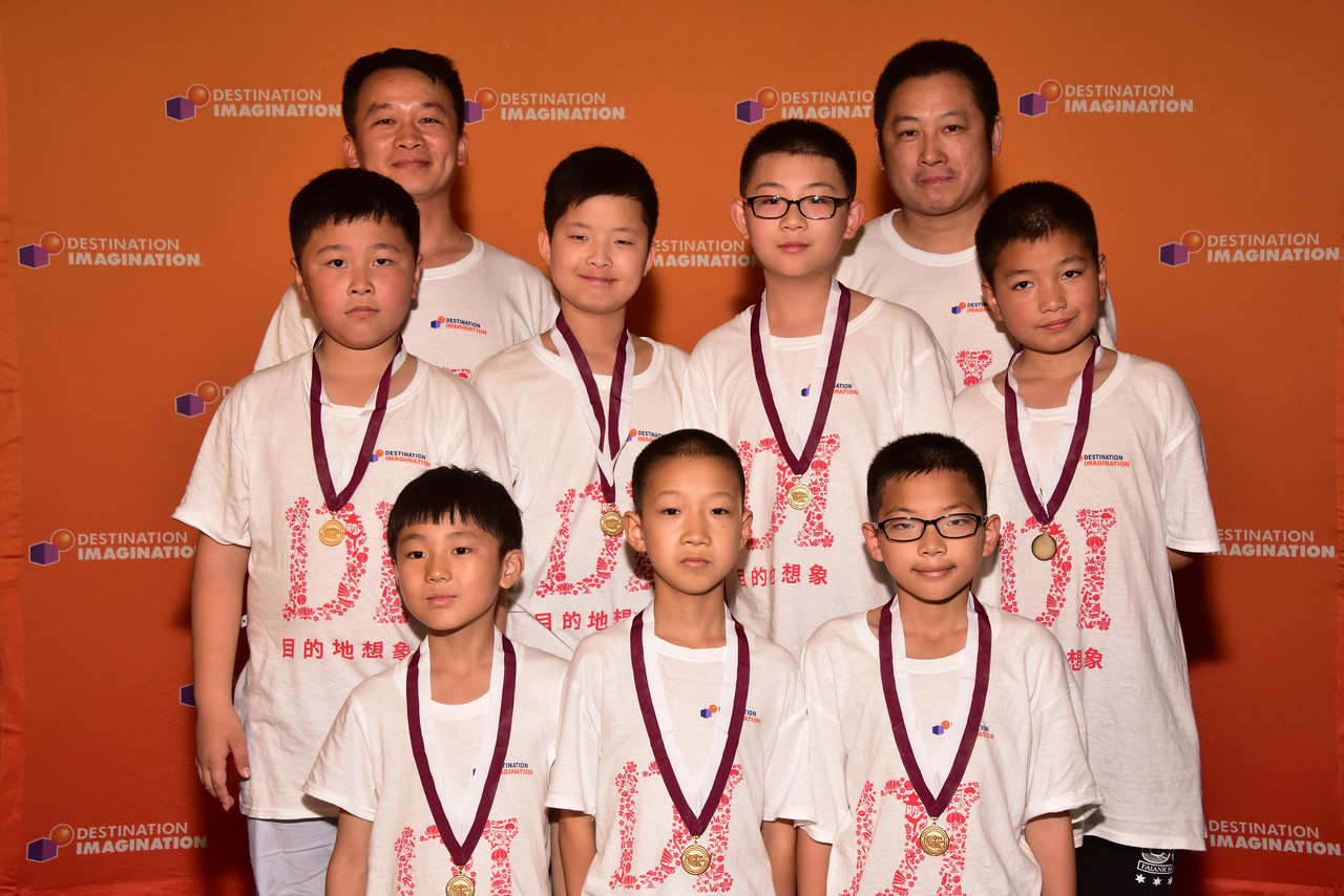 185-76333- Musical Mashup-Structural Challenge-Yuyao Youth Palace-Fantastic Seven Team-China,  Renaissance Award -  Given for outstanding design engineering execution and/or performance.