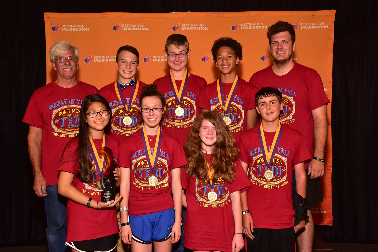 750-70835- First Place- Pace of Change-Technical Challenge-Sulphur Springs Middle School-Sulphur Springs MS-Texas