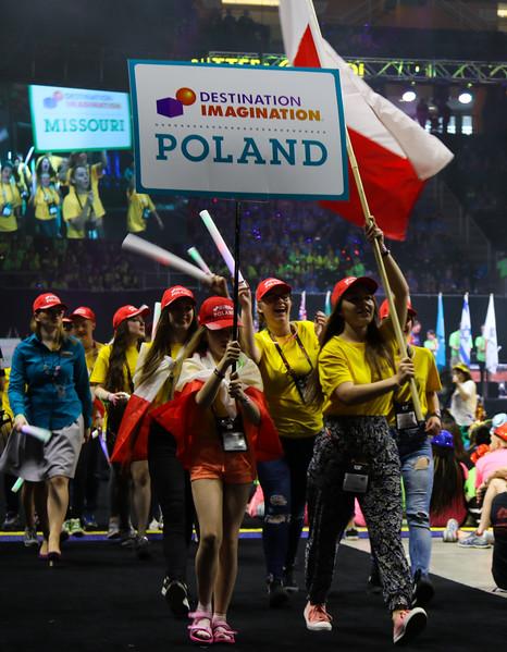 Welcome Ceremony Parade