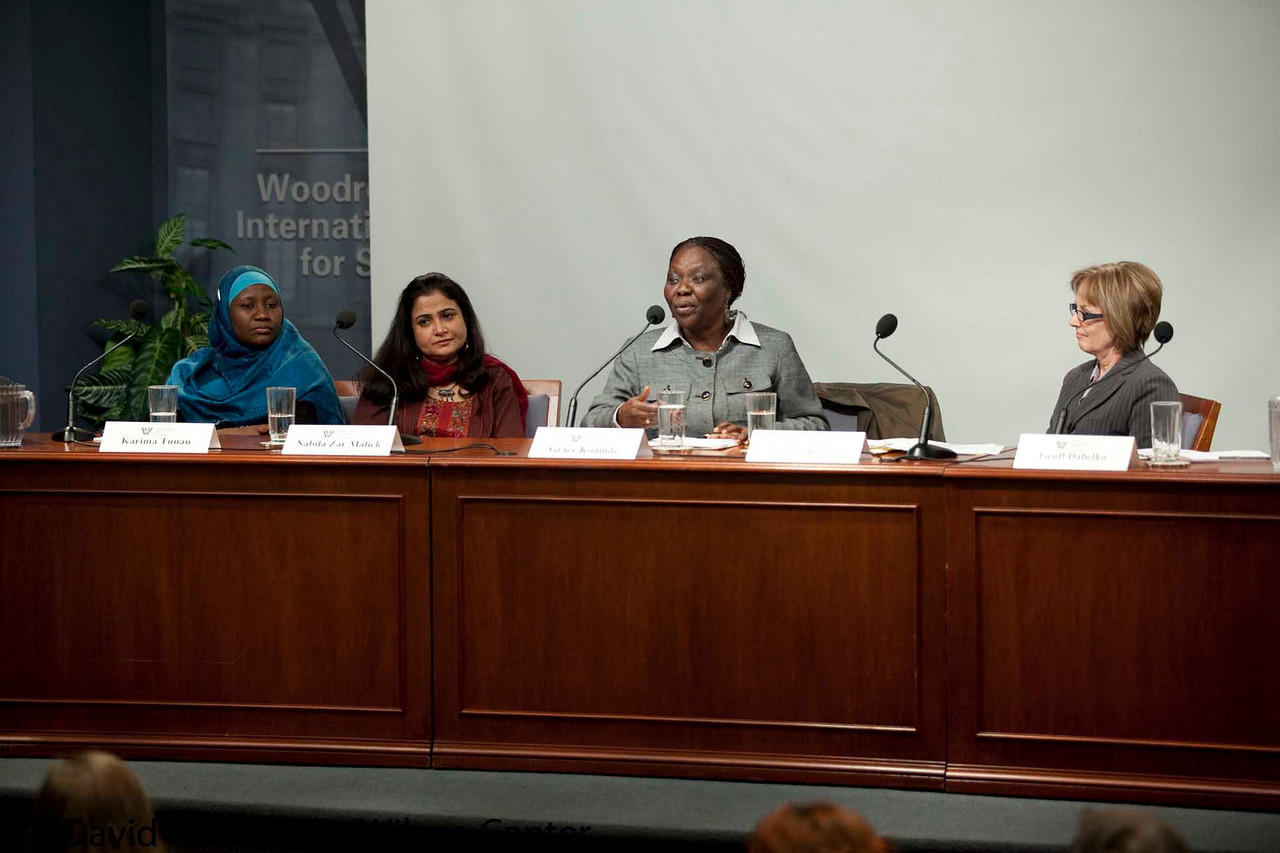 Family Planning in Fragile States: Overcoming Cultural and Financial Barriers<br /> <br /> Speaker(s): Nabila Zar Malick, Grace Kodindo