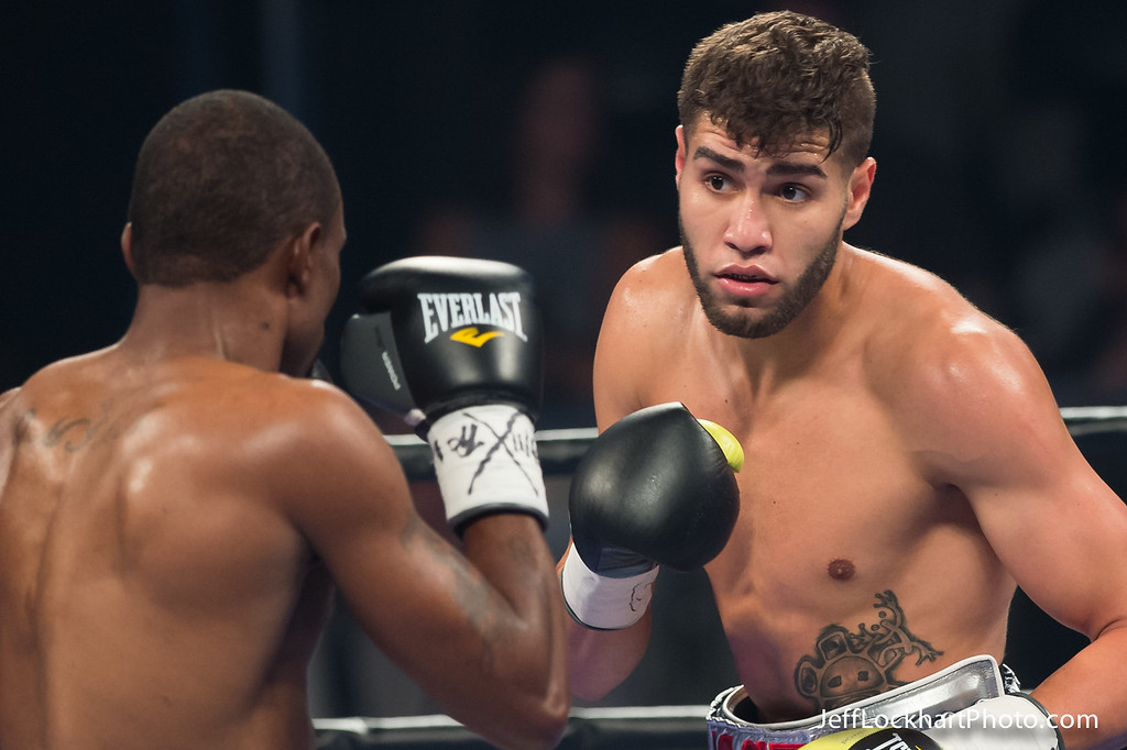 Global Legacy Boxing - Jeff Lockhart Photo-2-4