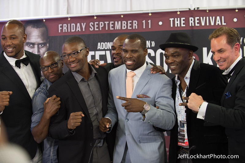 Global Legacy Boxing - Jeff Lockhart Photo-7866