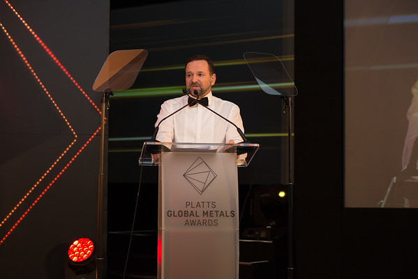Global Metals Awards - 2016