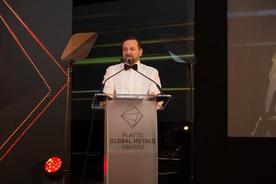 Global Metals Awards - 2016