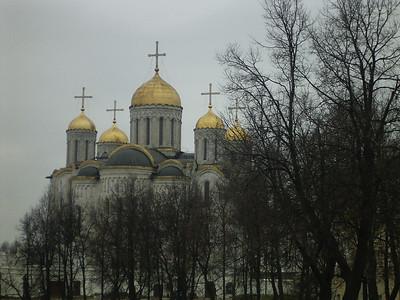 2003 Russia Trip
