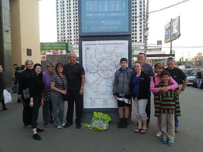 2014 Russia Trip