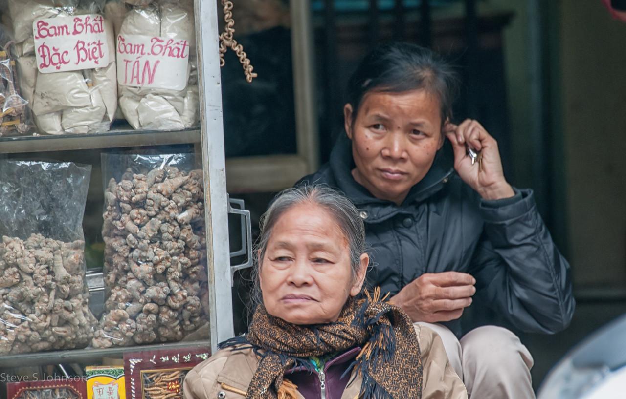 Ladies of Hanoi