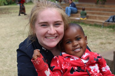 Service Trip to Rift Valley Children's Village in Tanzania