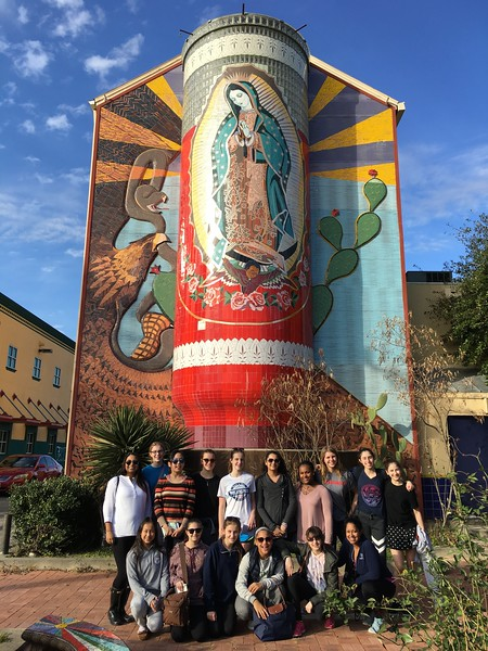 Spanish Language Trip to San Antonio