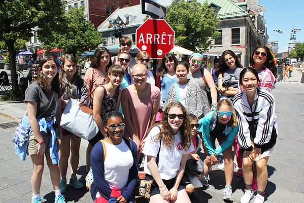 Language Immersion Trip to Montreal