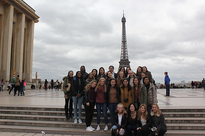 Upper School Language Immersion Trip to France