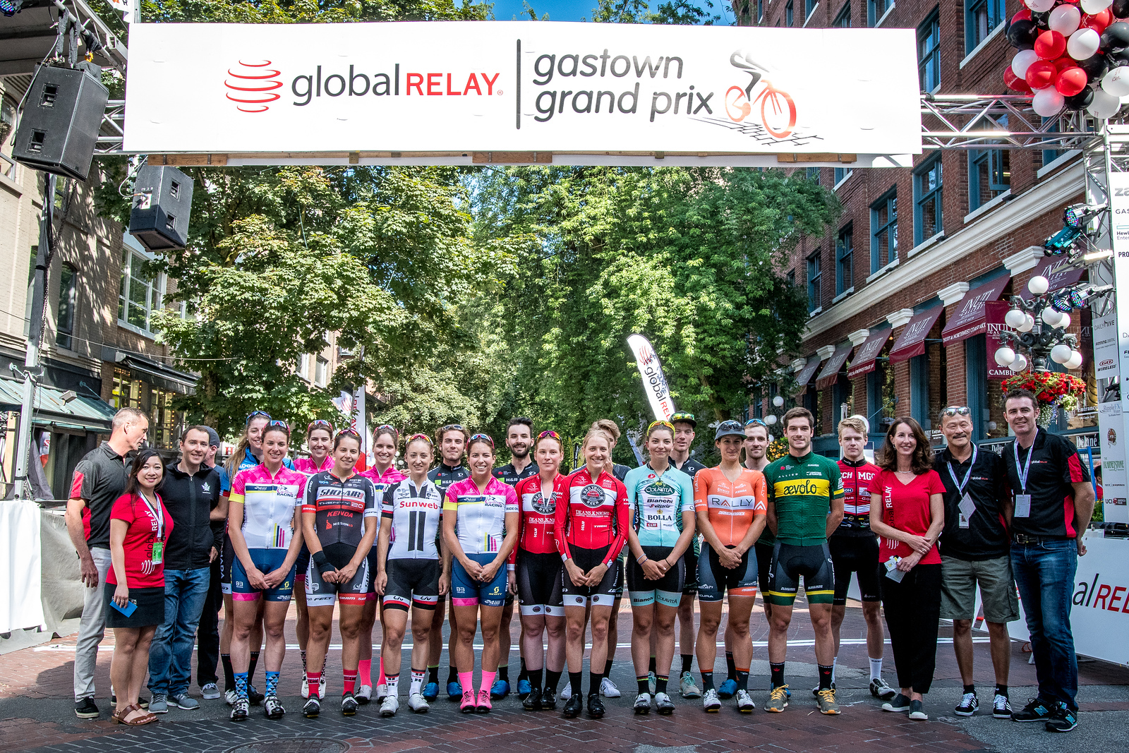 Global Relay Gastown Grand Prix 2017. Photo By: Scott Robarts