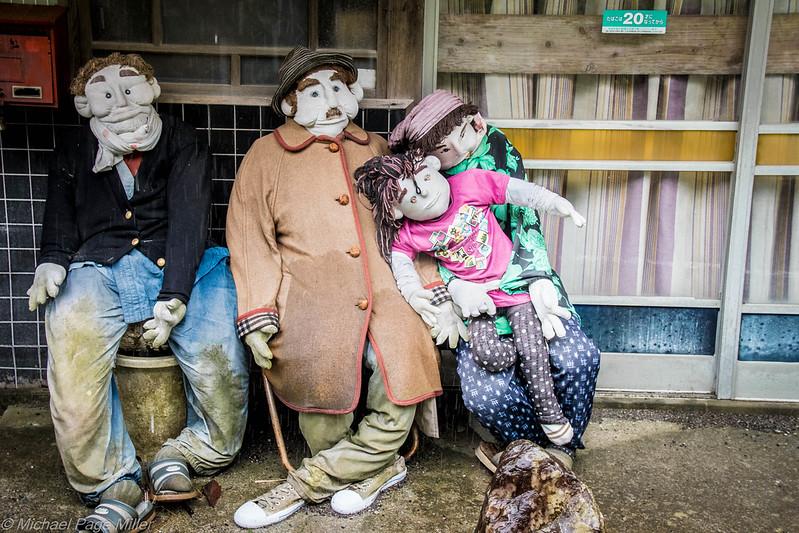 Nagoru - Scarecrows