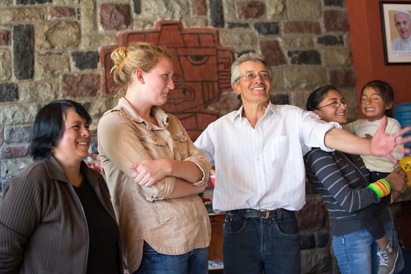 Chimborazo, Ecuador Fellows