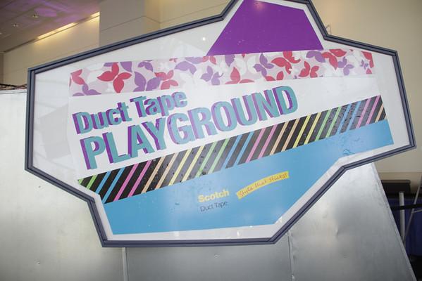 3M Duct Tape Playground