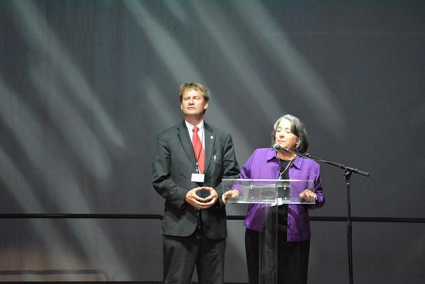 Speakers of Opening Ceremony