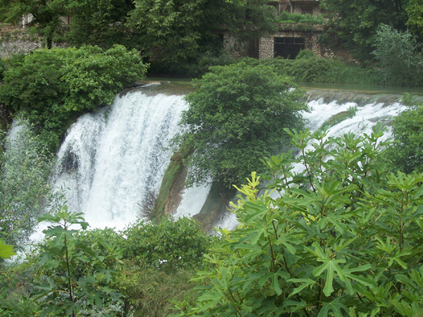 """""""Waterfall in Stolac"""""""