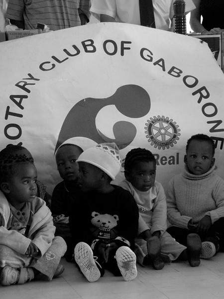 """Rotary Club of Gaborone- Make Dreams Real-Kamogelo Orphans Day Care Center"""