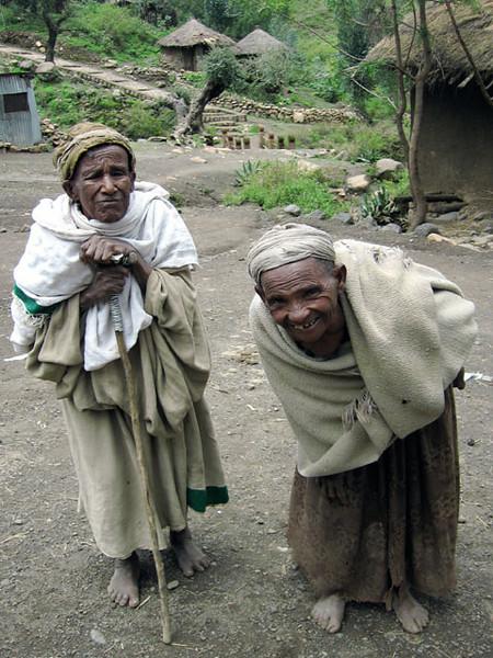"""Aging in Amhara"""