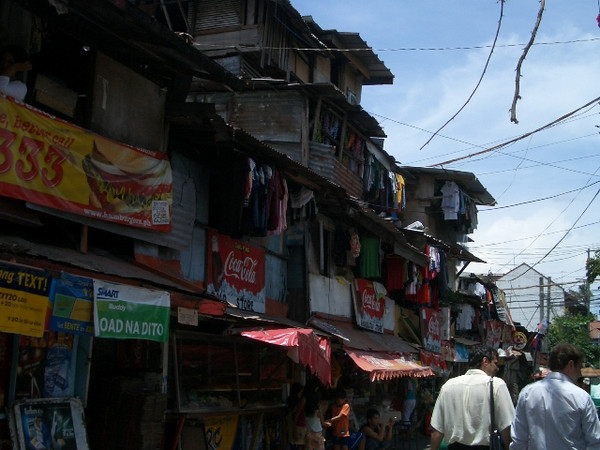 """Life of Urban Poor in the Philippines"""