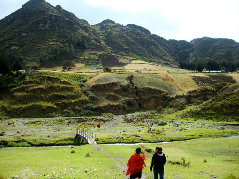 """""""Health Access in the Andes"""""""
