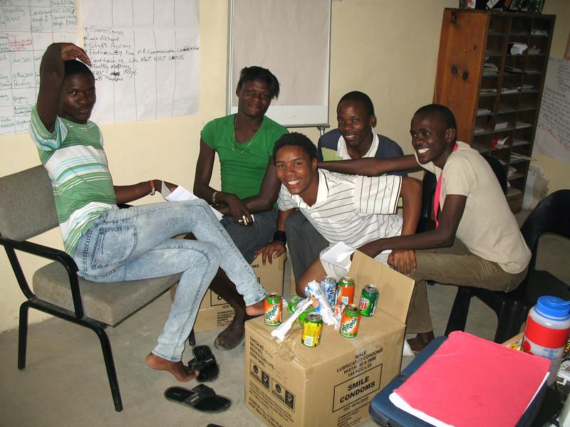 """The Damara MSM Student Community"""