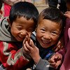 """All Smiles in Northwestern China"""
