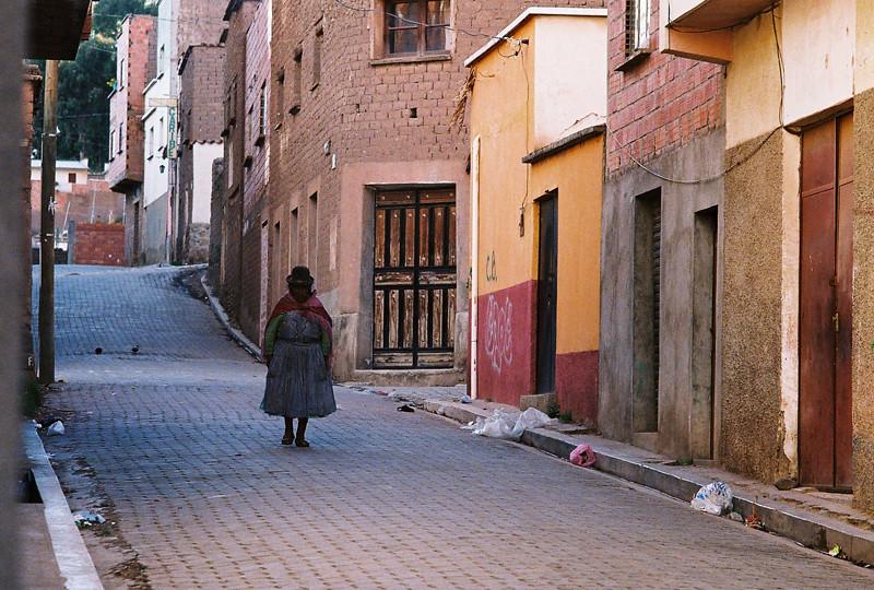 """Cholita's Journey"""