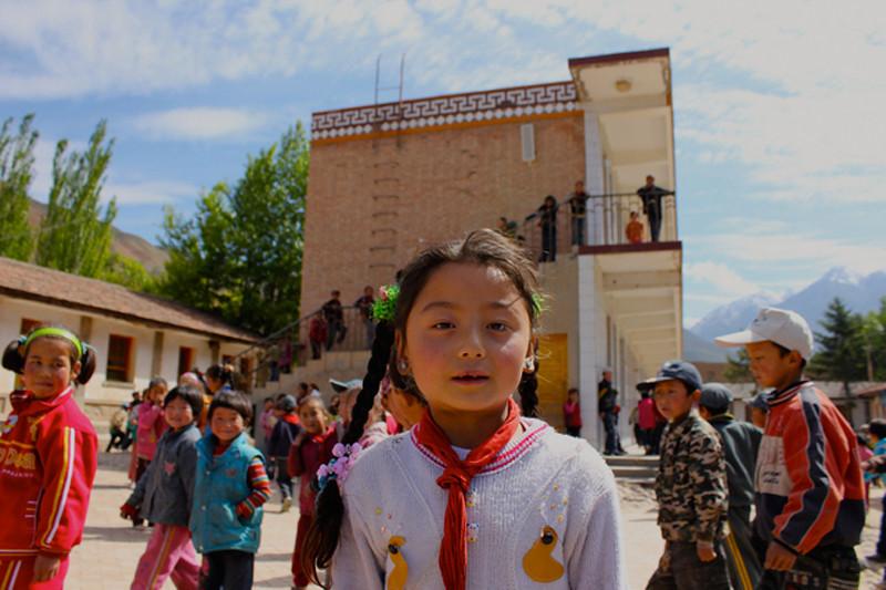 """June in Qinghai"""