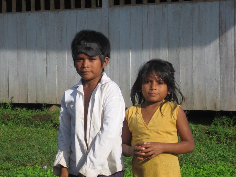 """""""Children of the Amazon"""""""