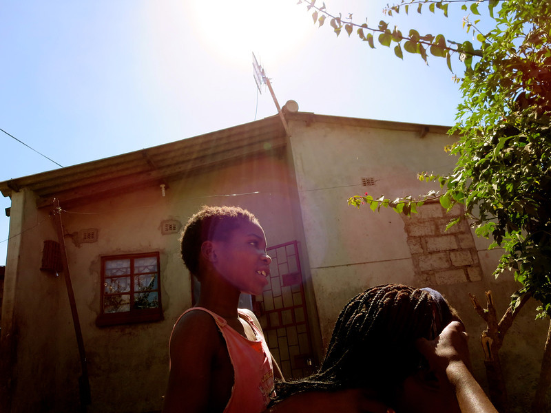 """""""Radiance in Misisi Compound"""""""