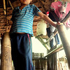 """Karen Boy in Mae La Refugee Camp"""