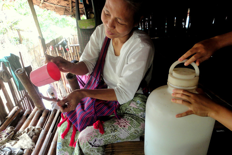 """""""Testing Household Drinking Water in Mae La Refugee Camp"""""""